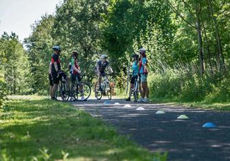 Rennrad Einsteiger Trainings-Wochenende