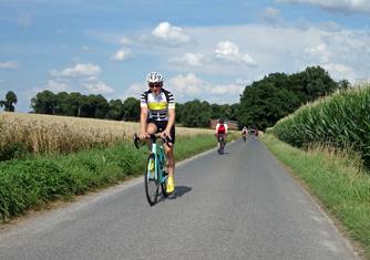 Rennrad Einsteiger Touren