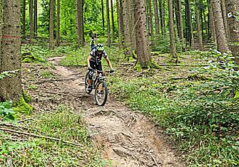 E Bike Touren