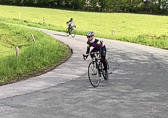 Rennrad Training Fortgeschrittene