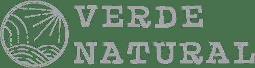 Verde Natural Logo Grey