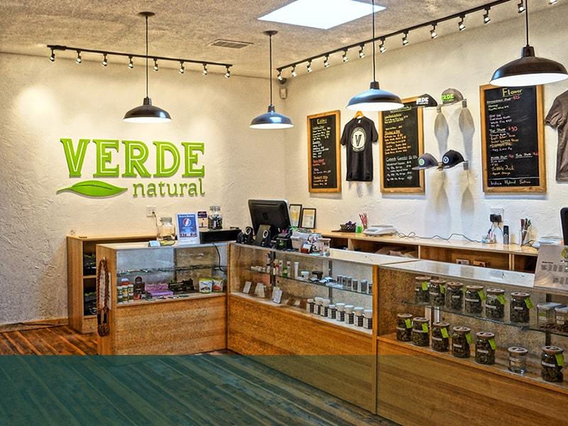 Verde Natural Store Denver