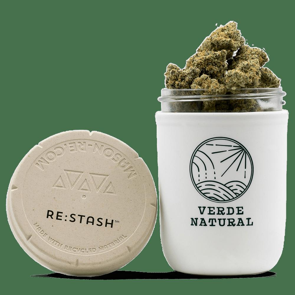 Verde Natural Jars