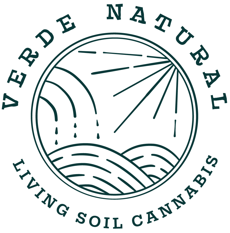 Verde Natural. Living Soil Cannabis