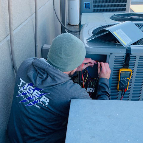 HVAC Maintenance in Thibidaux, LA