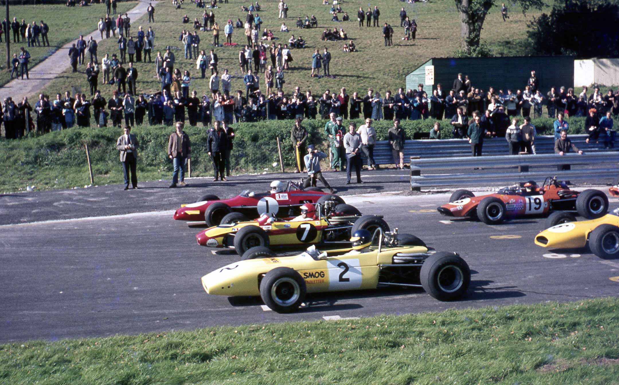 International Formula 3 Race, Caldwell Park 29.09.69