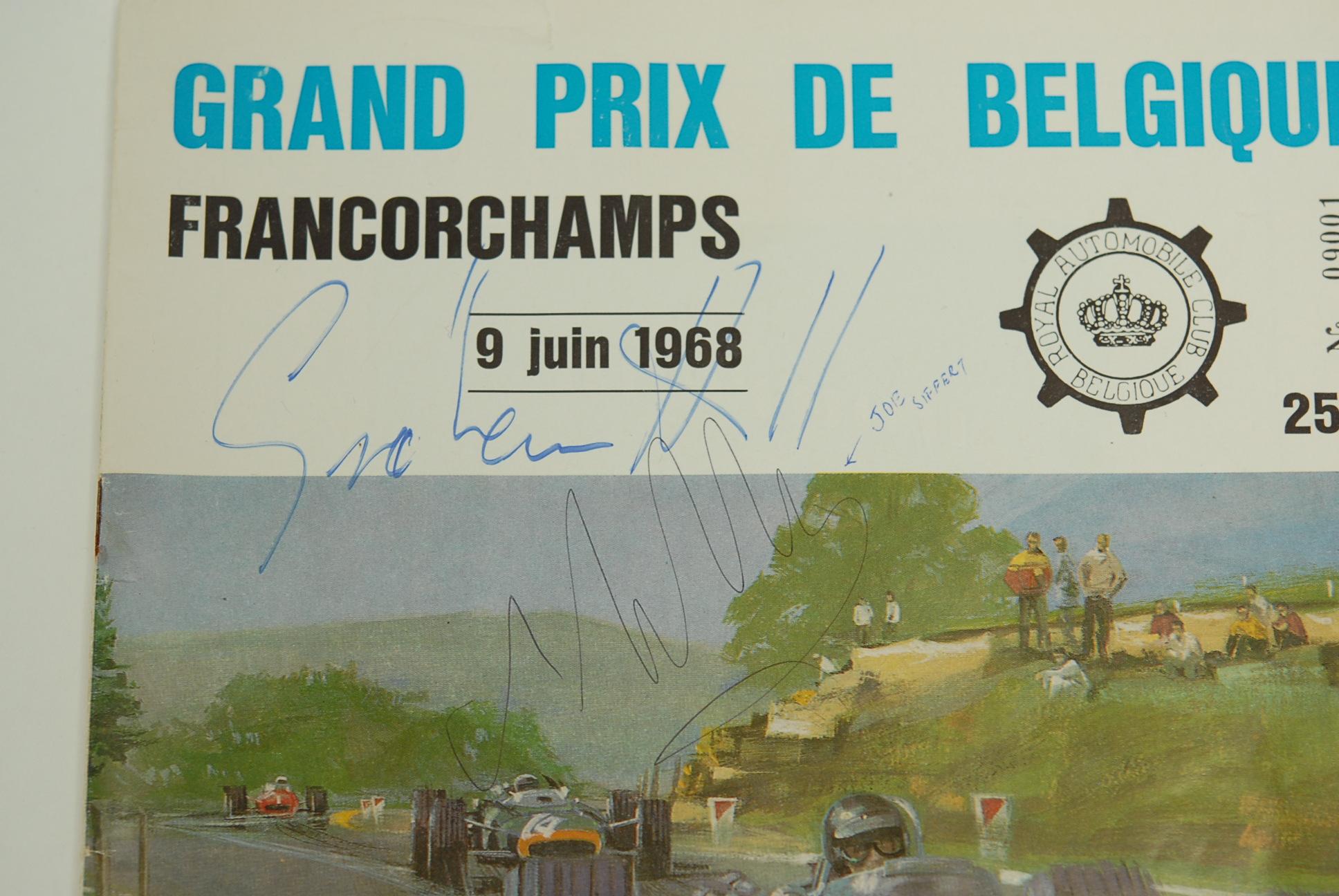 Grand Prix de Belgique 1968