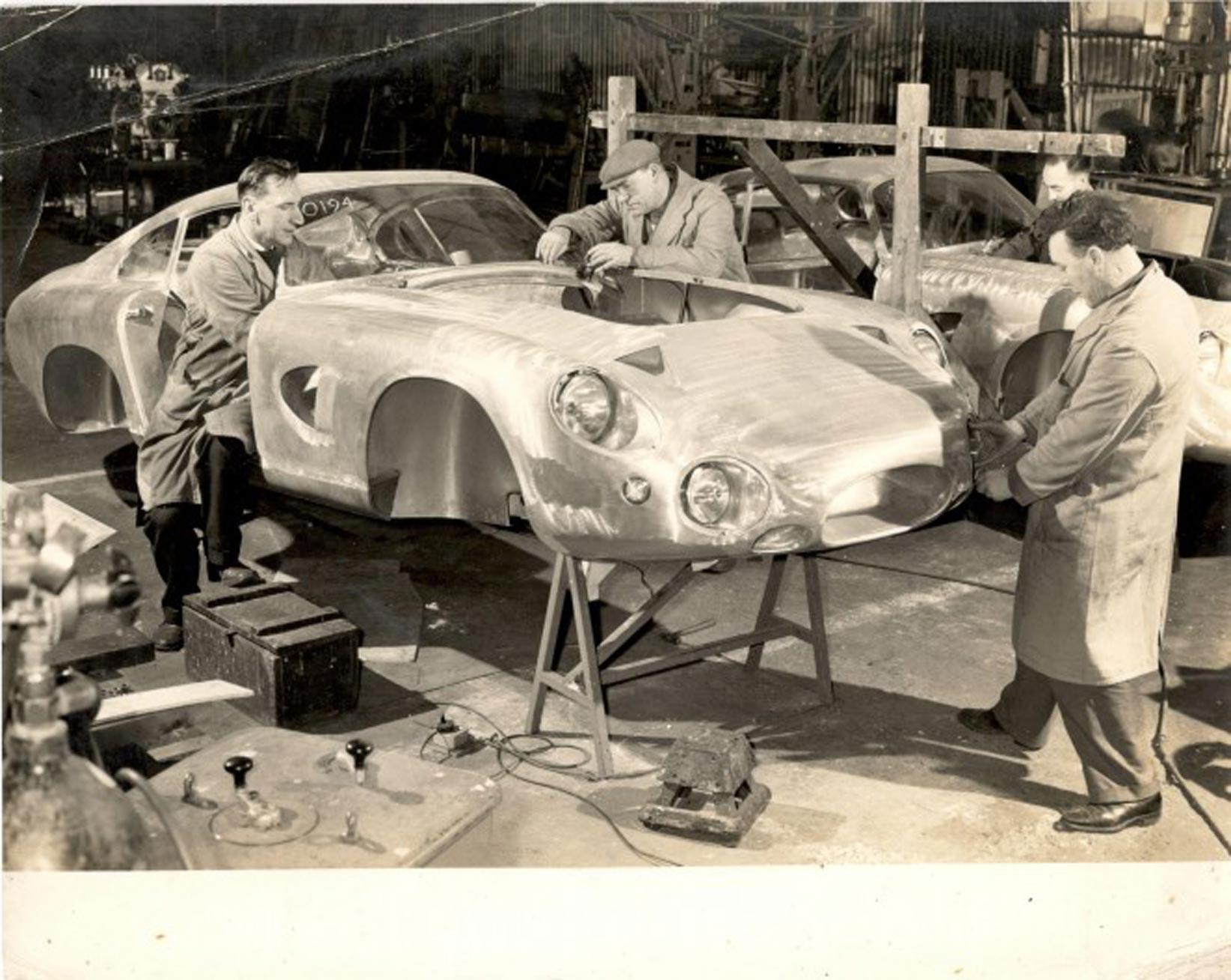Aston Martin Project 12 Le Mans