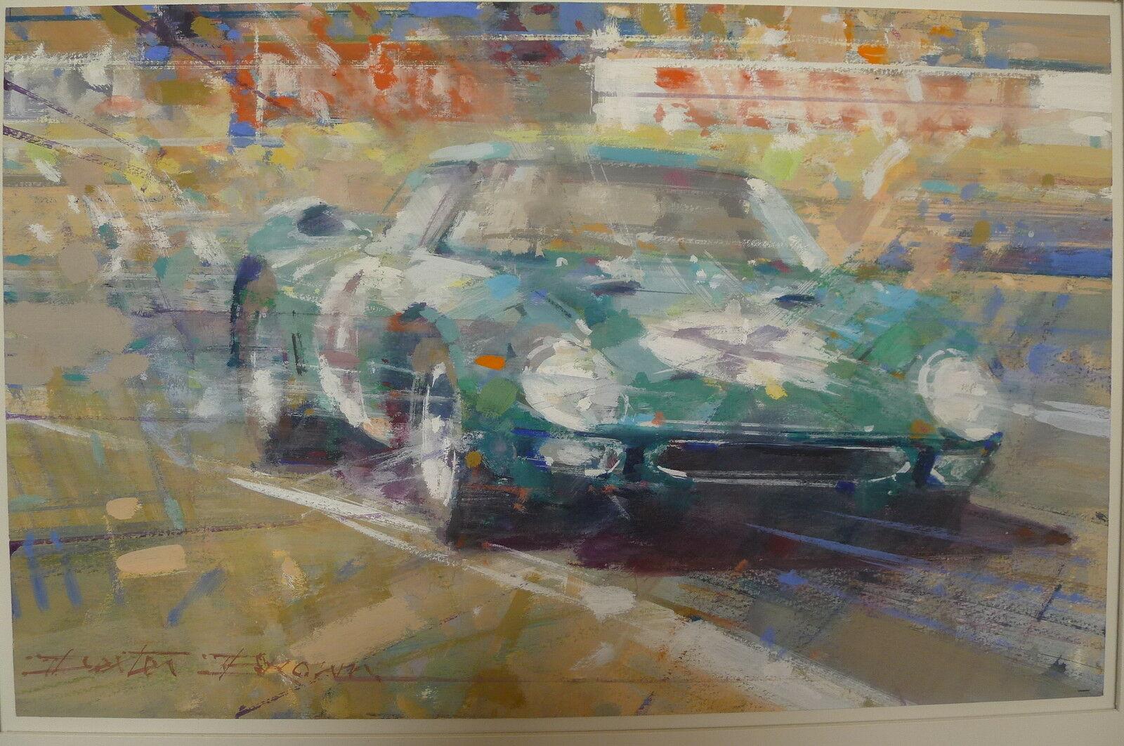 Ferrari Dexter Brown 250LM Le Mans