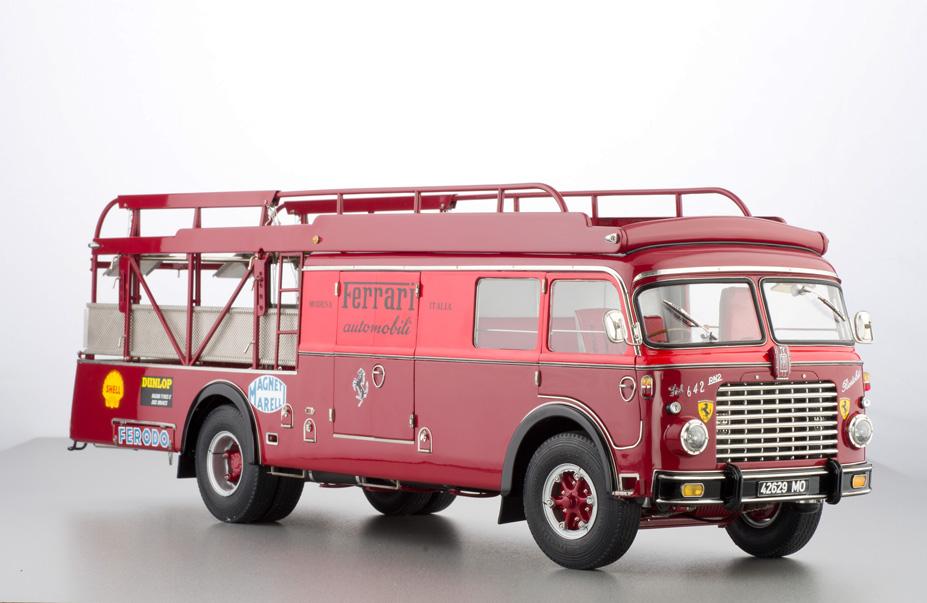 cmc model ferrari transporter