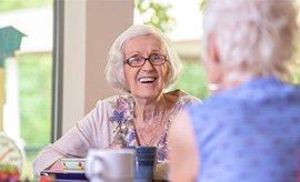 Lawrence Presbyterian Manor Memory Care Explore Card