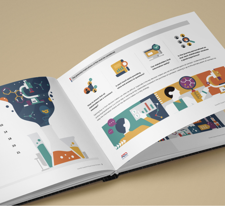 data visual illustration style