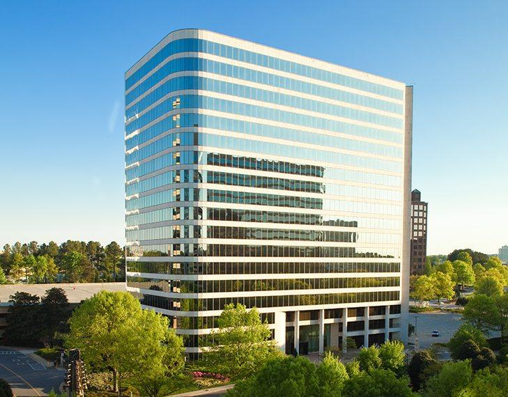 Ty J. Young office building in Atlanta
