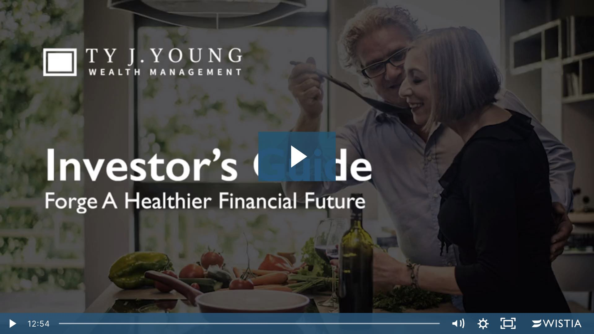 Ty J Young Forge A Healthier Future Video