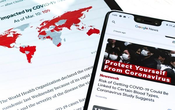 Coronavirus context