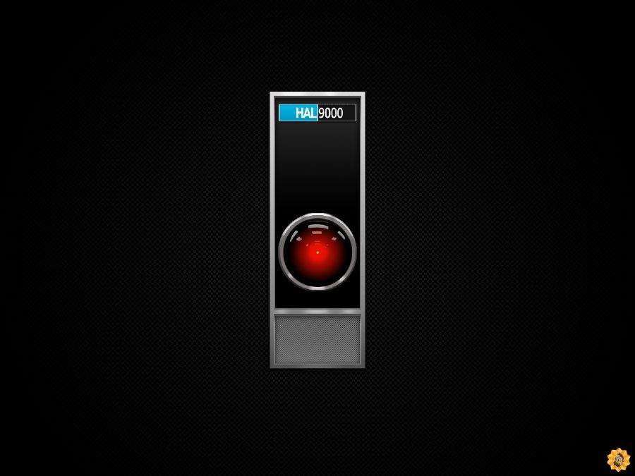 HAL 9000 2001 Space Odyssey