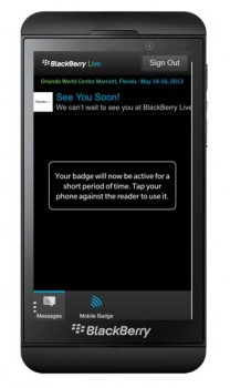 Blackberry Live