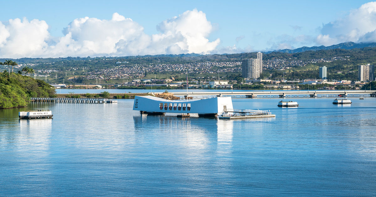 Pearl Harbor Historical Sites