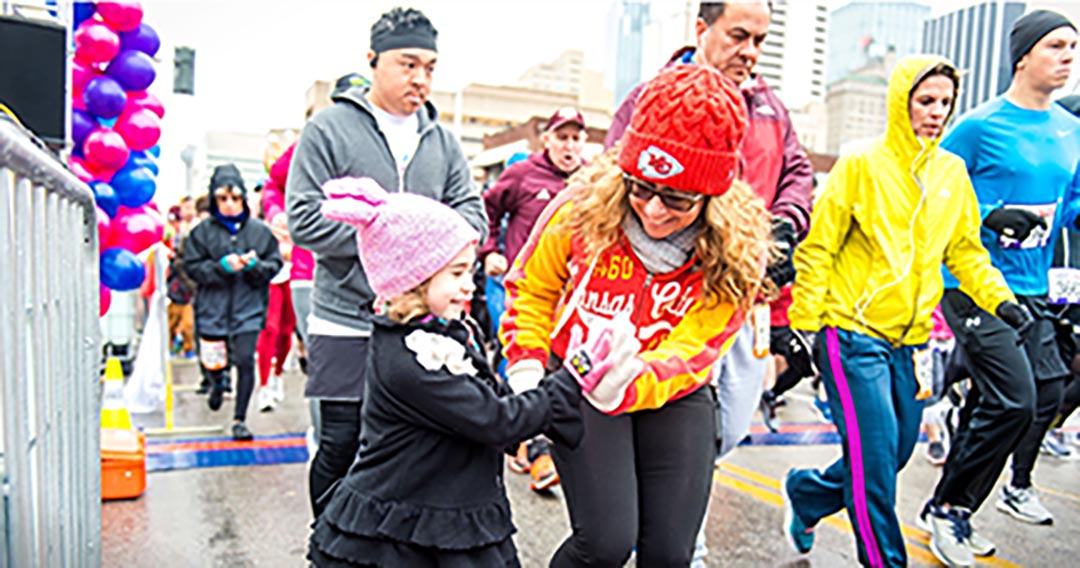 Feasting Our Eyes on the Dallas YMCA Turkey Trot