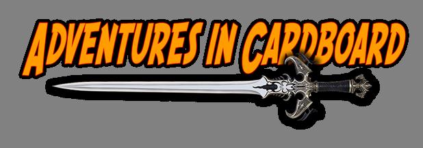 Adventures in Cardboard logo