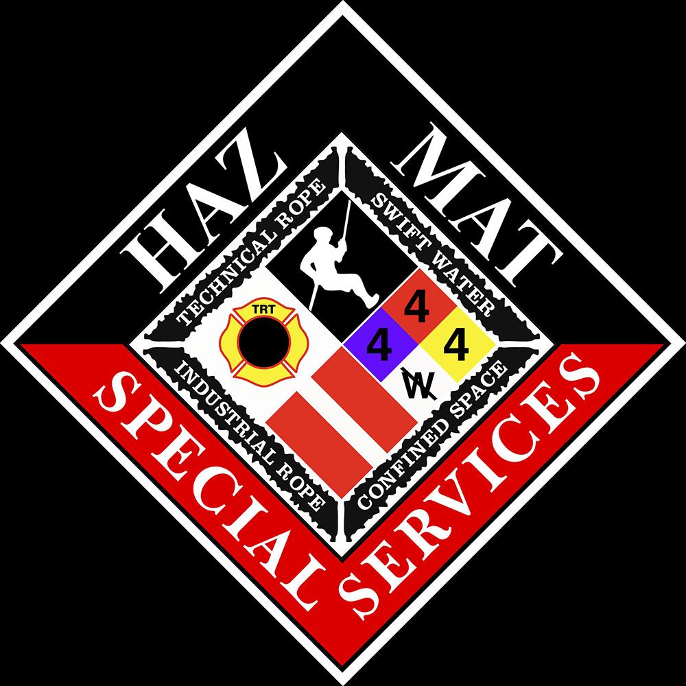 Haz mat special services logo