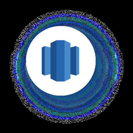 Amazon Redshift logo icon