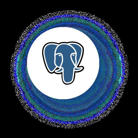 PostgreSQL logo icon