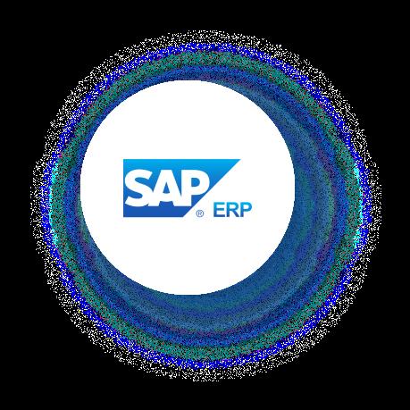SAP ERP logo icon