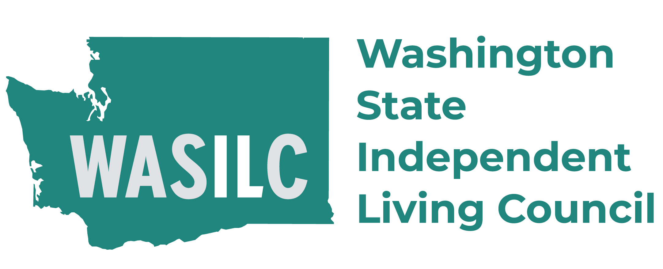 Logo for the Washington State Independent Living Council