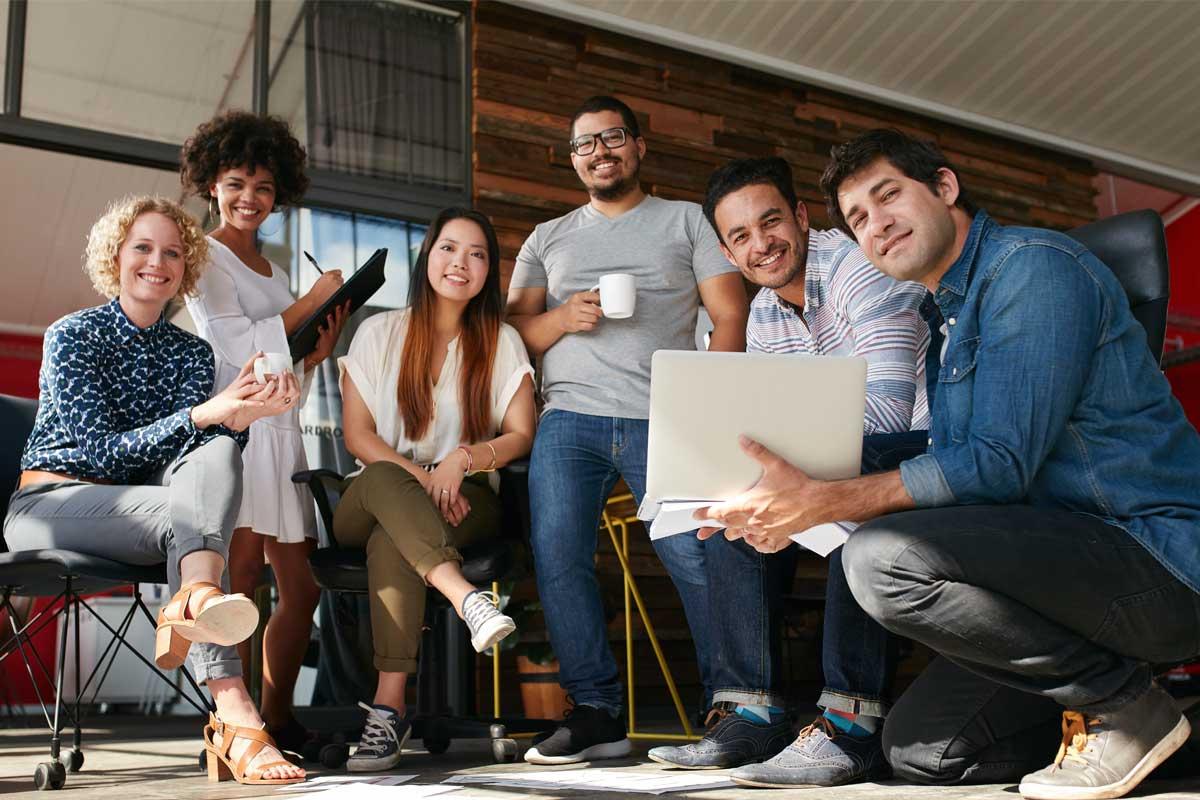 Icovy Marketing Digital Marketing team