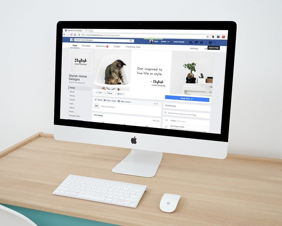 Web Design, Facebook, Facebook Page, Small Business