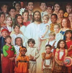"Jesus taught us ""cause or permit the little children to come to me"" (Luke 18:16)"