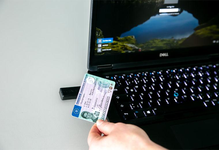 rfid usb stick laptop führerscheinkontrolle