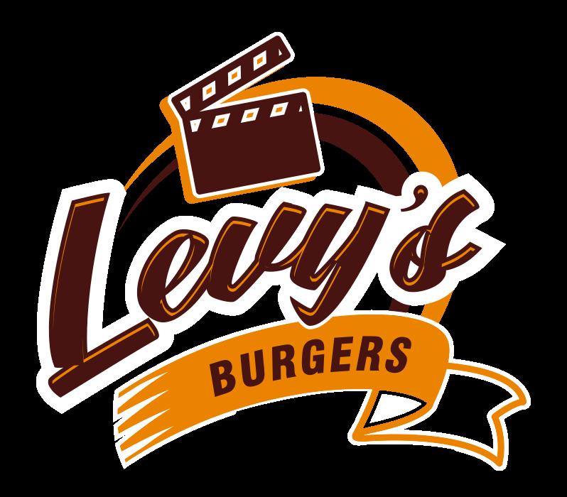 Logotipo Levys Burgers