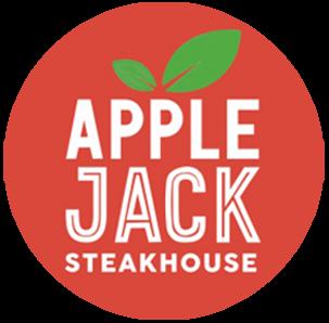 Logotipo Apple Jack Steakhouse