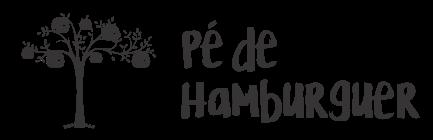 Logotipo Pé de Hamburguer