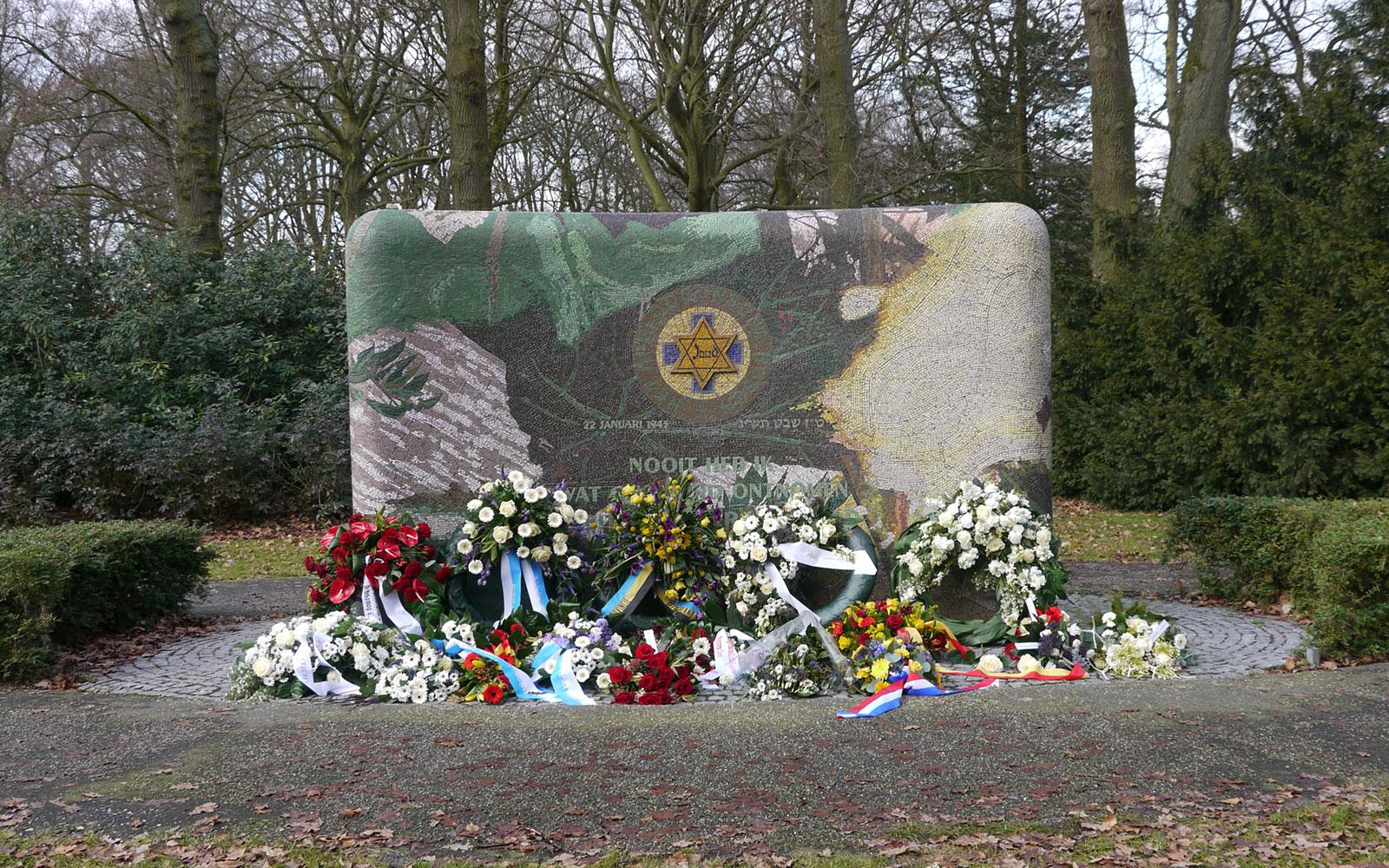 Monument Prinsenpark Apeldoorn