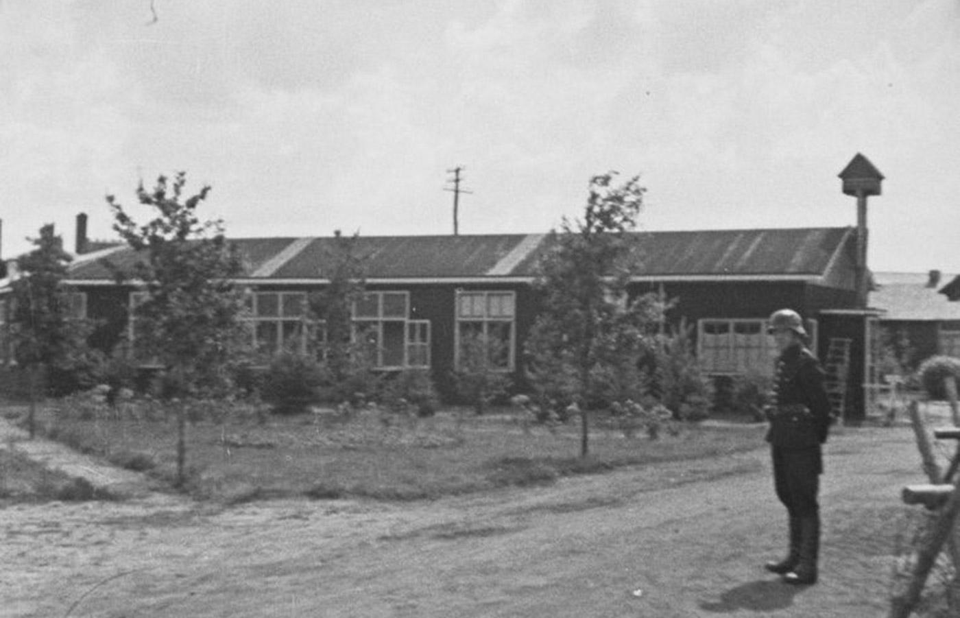 Nieuwe beelden van Westerborkfilm