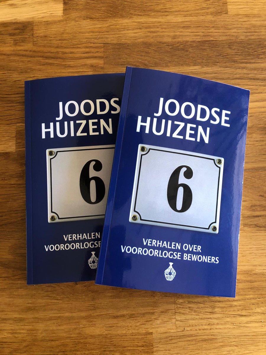 Henriëtte Hoogstraal-De Haan in deel 6 van Joodse Huizen