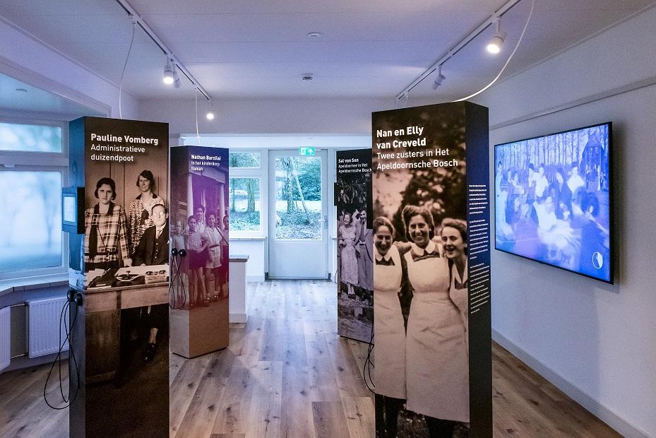 Herinneringscentrum vanaf 6 juni geopend