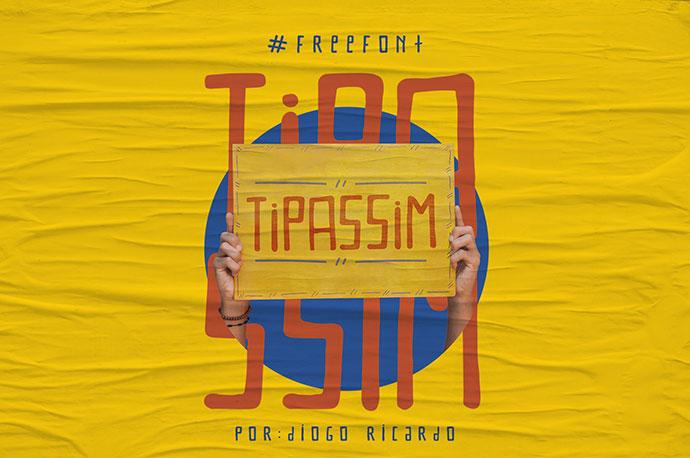 Tipassim - Free Font Download