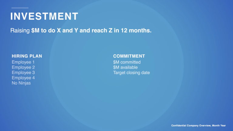 Идеальная презентация для инвестора из 10 слайдов: примеры от Uber, Airbnb и BuzzFeed