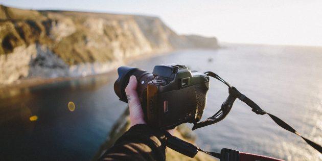 Сайты для фотографов: Публикация снимков