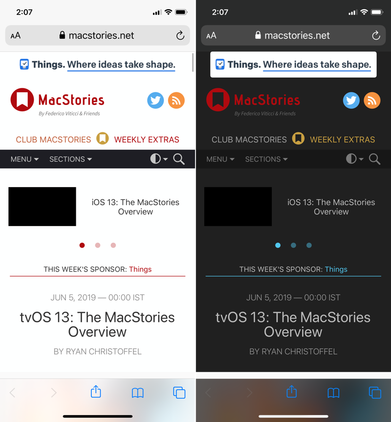 iOS-13-Dark-Mode-Websites-in-Safari