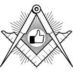 Логотип диджитал-масонов
