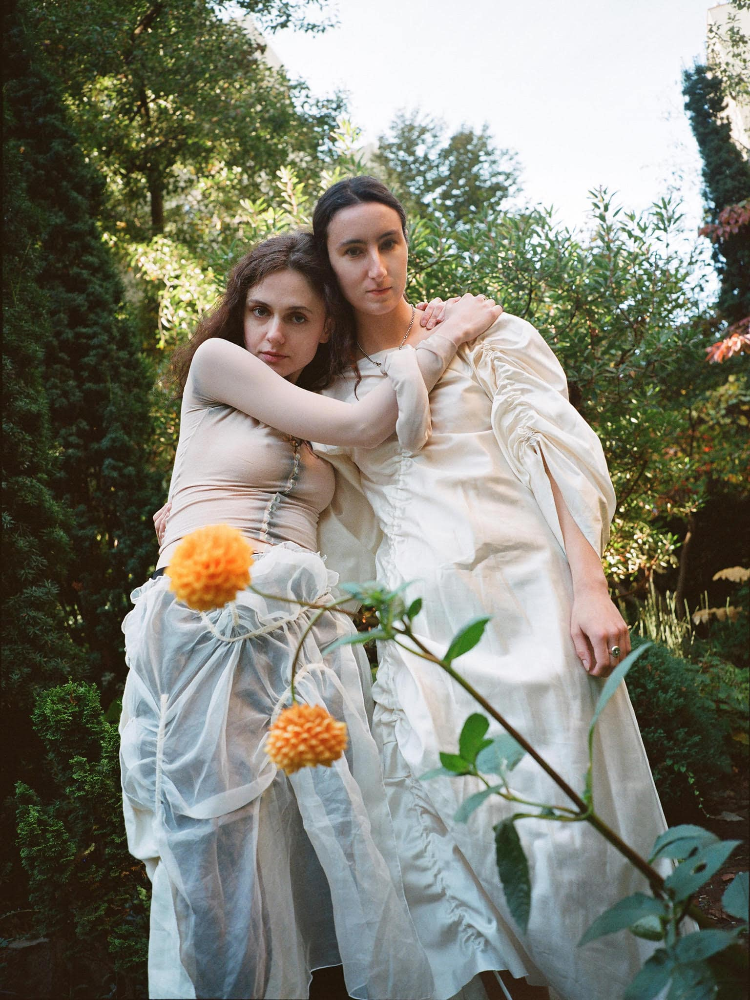 Vita Haas and Lucy Weisner from Cafe Forgot