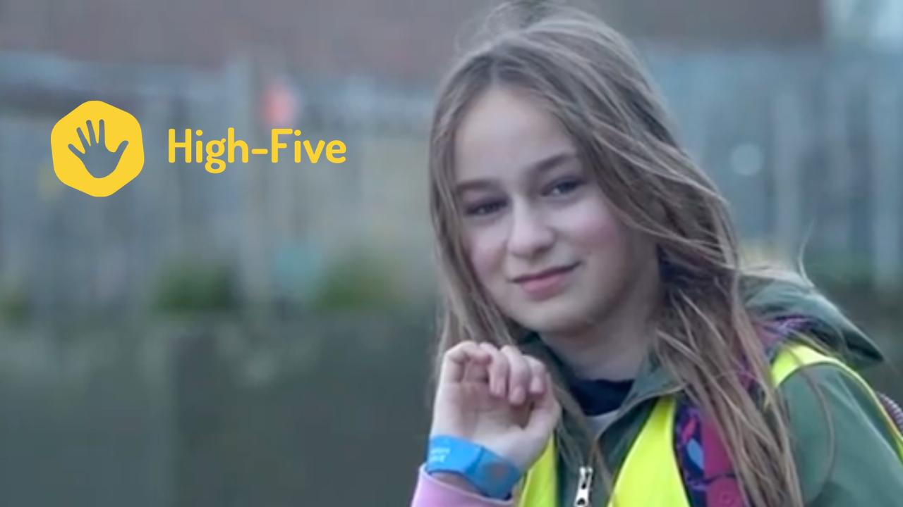 High-Five in Harelbeke