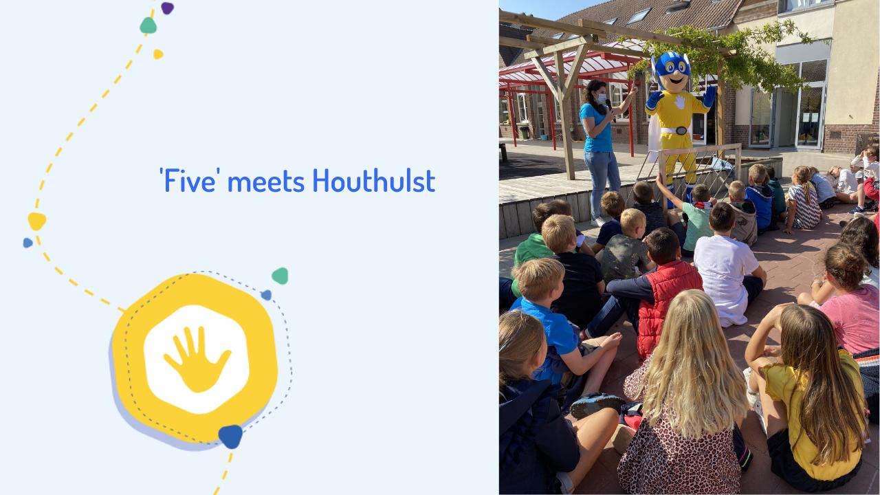Houthulst maakt kennis met 'Five'!