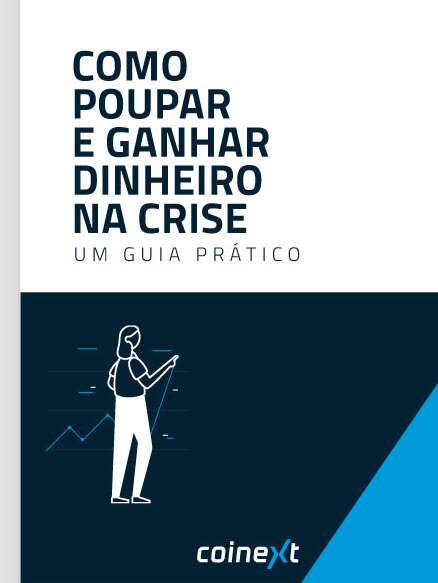 Capa Ebook Como Poupar e Ganhar Dinheiro na Crise