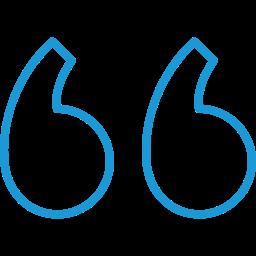 Aspas Azul